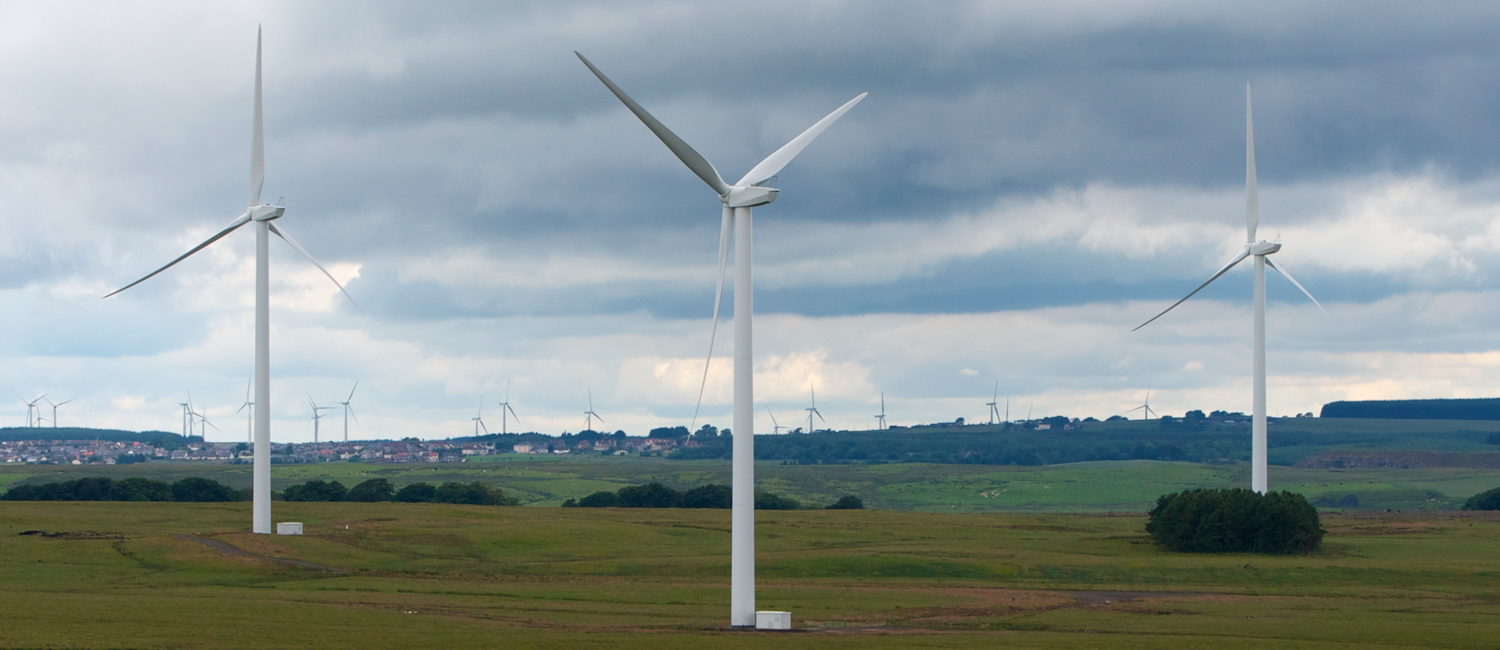 Carnwath Windfarm Project